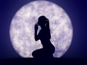 La Lune et les Femmes